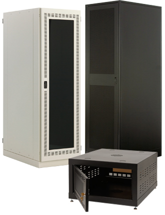 SWDPu0027s Cabinet Systems Cover Any And All Server, Equipment, Networking And  Now Audio/video Hardware Storage Needs From Full Sized Data Center Seismic  Rated ...